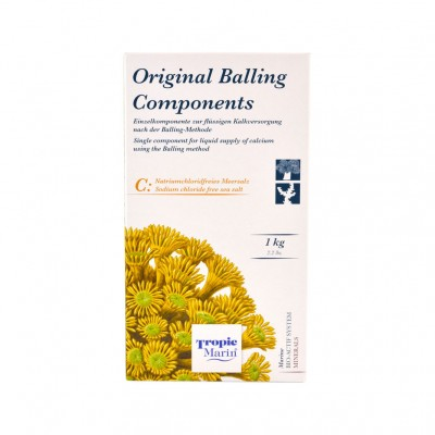 Tropic Marin Bio-Calcium ORIGINAL Balling Part C 1KG