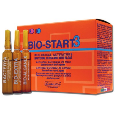 EQUO Bio-Start3  12 ампул