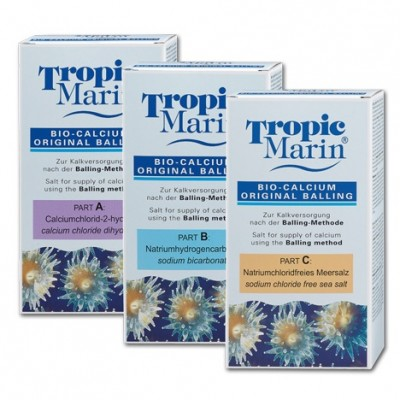 Tropic Marin Bio Calcium original Balling set A+B+C