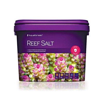 Соль рифовая Aquaforest Reef Salt 10кг