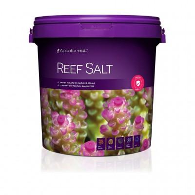 Соль рифовая Aquaforest Reef Salt 22кг