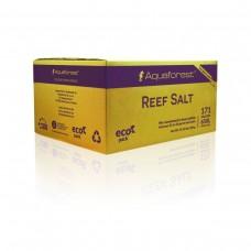 Соль рифовая Aquaforest Reef Salt 25кг картон