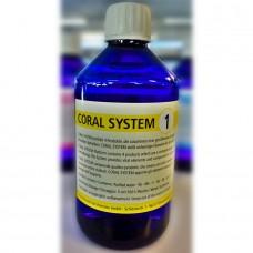 Korallen-Zucht Coral System 1-Coloring Agent 1 500мл